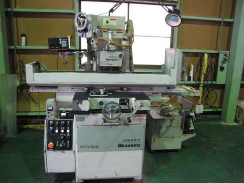 Okamoto   岡本工作機械 PFG-500PⅡ