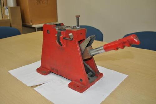 PRESSURE WELDING MACHINES(UK) BM30
