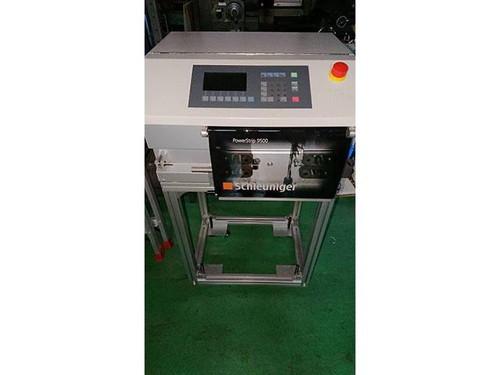 SCHLEUNIGER(SUI) PowerStrip 9500P, PreFeeder 1000
