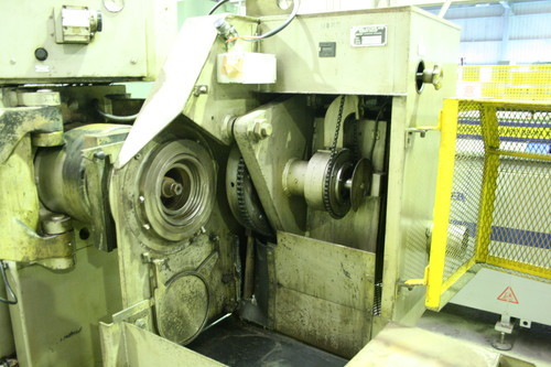 Barwell Machine & Rubber Group(UK) MR400GP HD