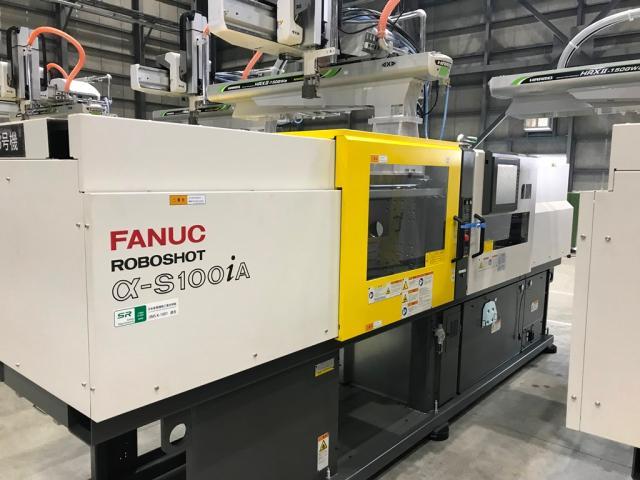 FANUC   ファナック α-S100iA