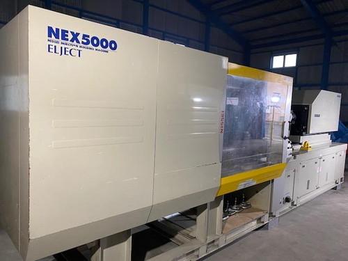NISSEI   日精樹脂 NEX5000-50E