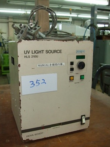 HOYA-SCHOTT UV LIGHT SOURCE HLS210U