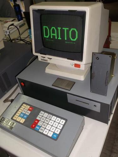 プログラム入力装置 DAITO   大東精機 カードマスター