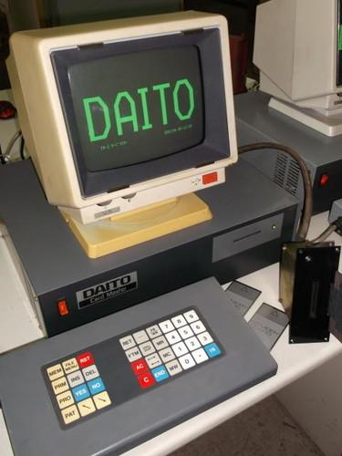DAITO   大東精機 カードマスター