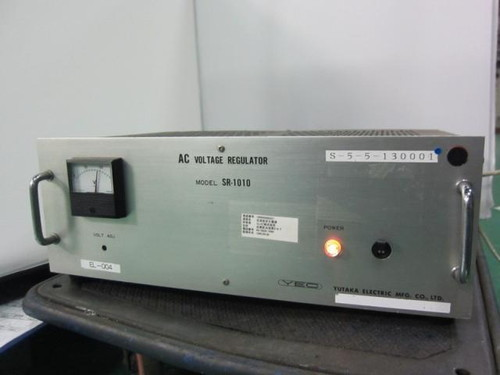 ユタカ電機製作所 SR-1010