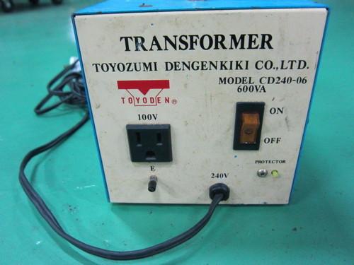 豊澄電源機器 CD240-06