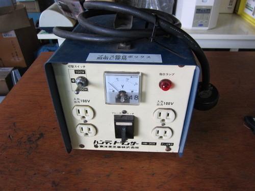東洋変圧器 HB-30A
