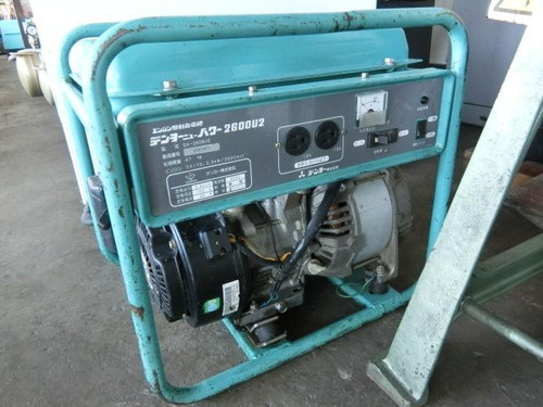 Denyo   デンヨー GA-2606U2