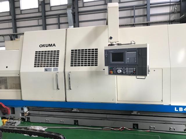 OKUMA   オークマ LB45ⅡC