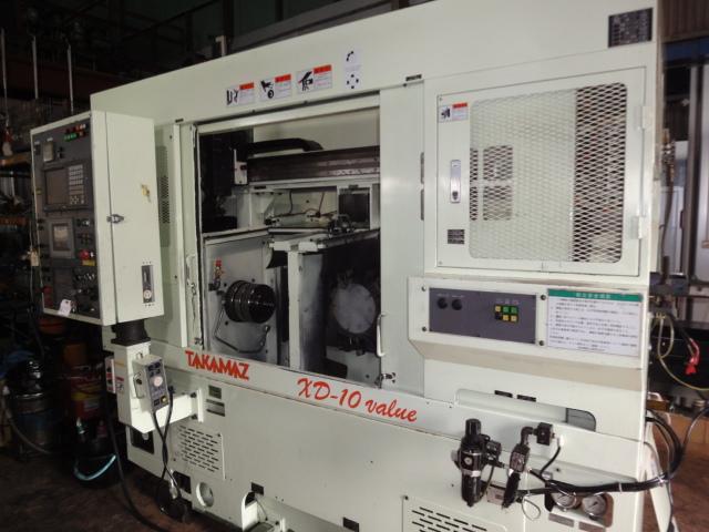TAKAMAZ   高松機械 XD-10value