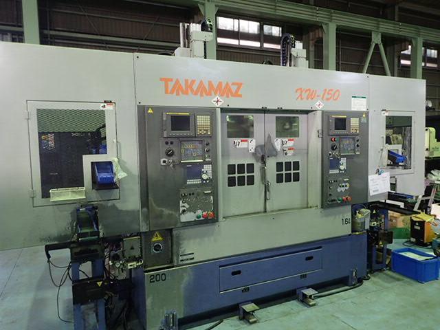 TAKAMAZ   高松機械 XW-150