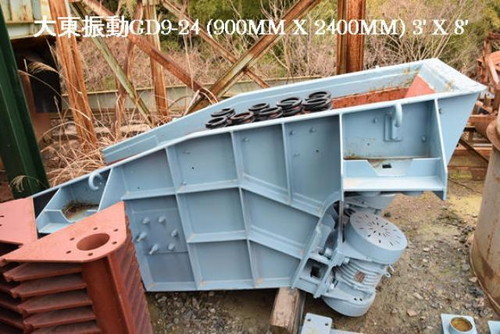 DAITO   大東振動工学 GD9-24