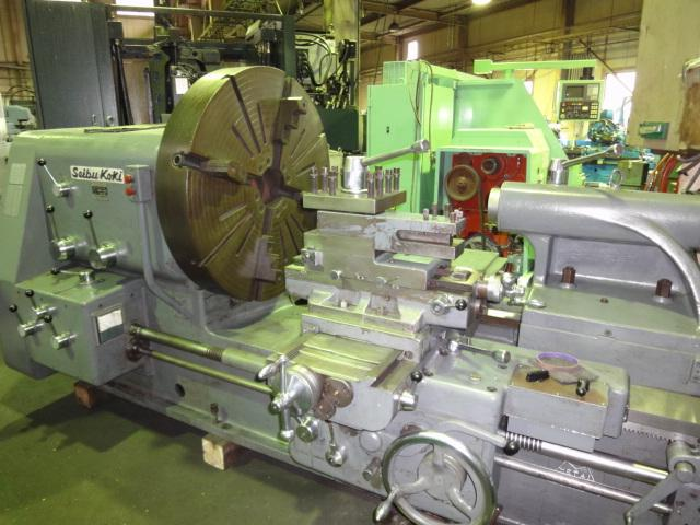 正面旋盤 Seibu Koki   西部工機 LHS-2712
