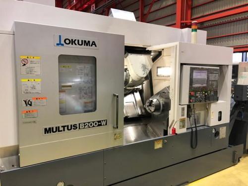 OKUMA   オークマ MULTUS-B200-W