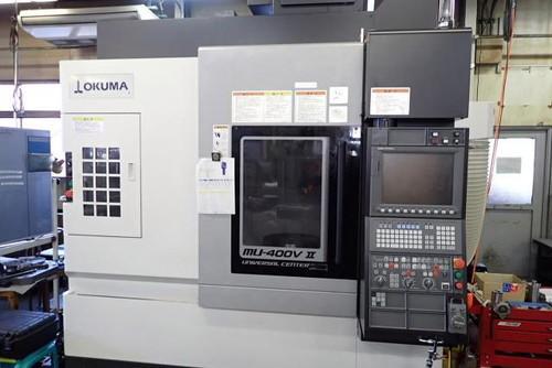 OKUMA   オークマ MU-400VⅡ