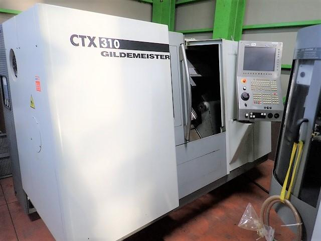 MORI SEIKI   森精機 CTX-310