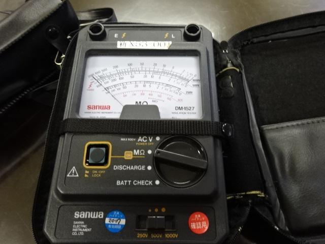 三和電気計器 DM1527