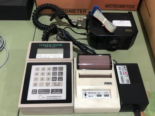 ハンディカラーテスター スガ試験機 H-CT