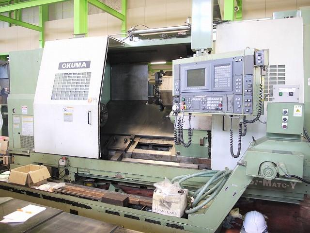 OKUMA   オークマ LB35Ⅱ-MATC-Y/1500
