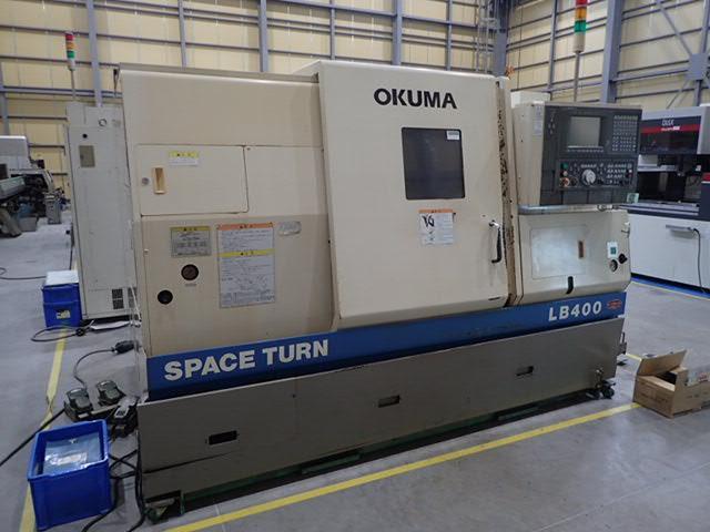 OKUMA   オークマ LB400