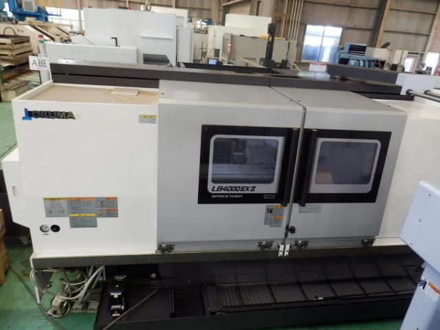 OKUMA   オークマ LB4000EXⅡ