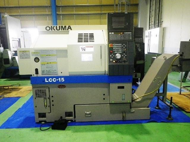 OKUMA   オークマ LCC-15