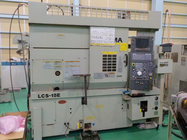 OKUMA   オークマ LCS-15E