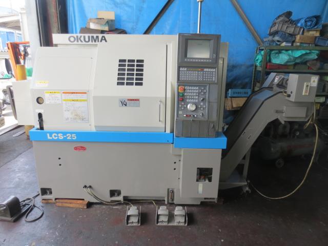 OKUMA   オークマ LCS-25C