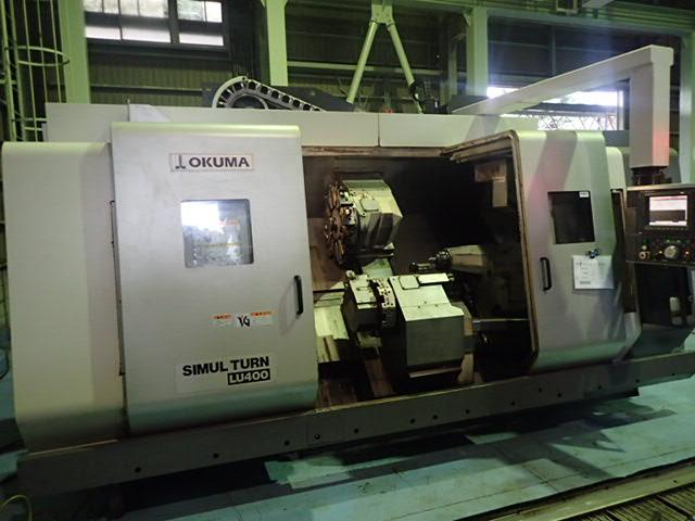OKUMA   オークマ LU400