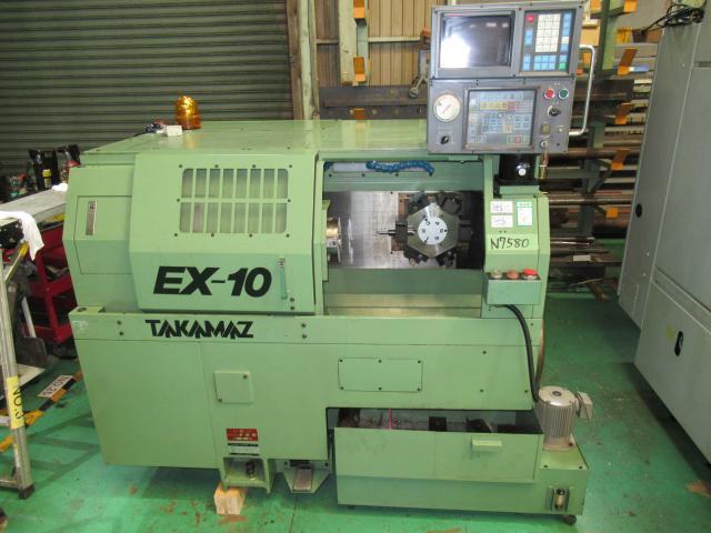 TAKAMAZ   高松機械 EX-10