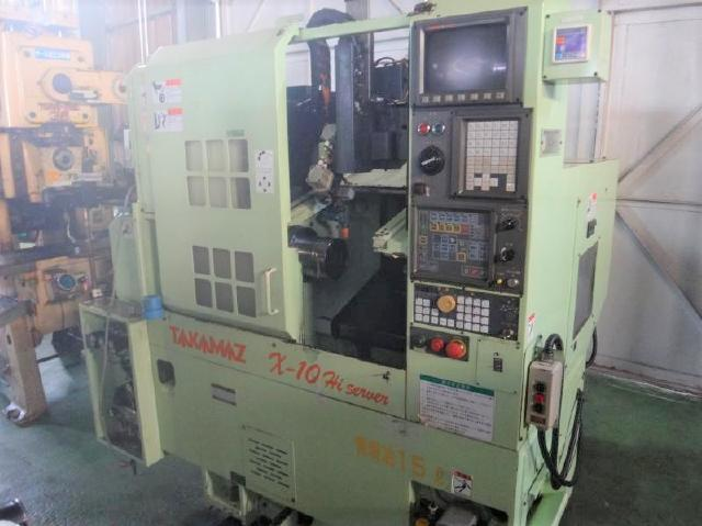 TAKAMAZ   高松機械 X-10