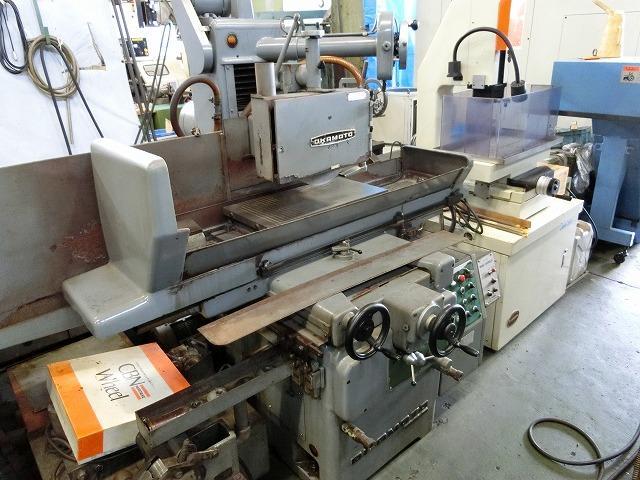Okamoto   岡本工作機械 PSG-63A