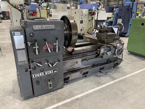 中部工機 LLA650×1000