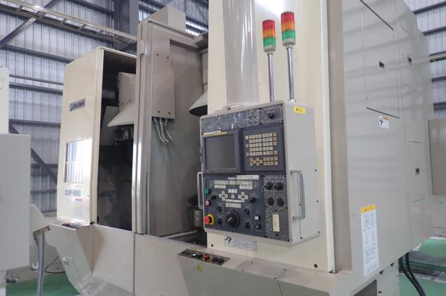 OKUMA & HOWA   大隈豊和 2SP-V60
