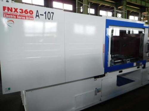 NISSEI   日精樹脂 FNX360-140A