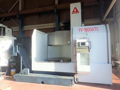 油機工業 YV-1600ATC