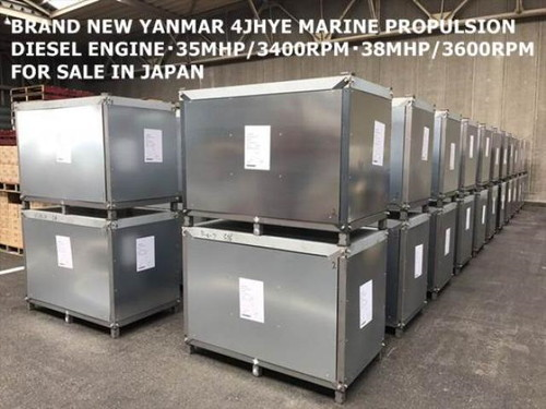 YANMAR   ヤンマー 4JHYE