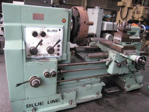 6尺旋盤 BLUE LINE   ブルーライン工業 BL-800