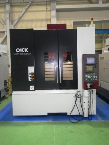 OKK   大阪機工 VP-600