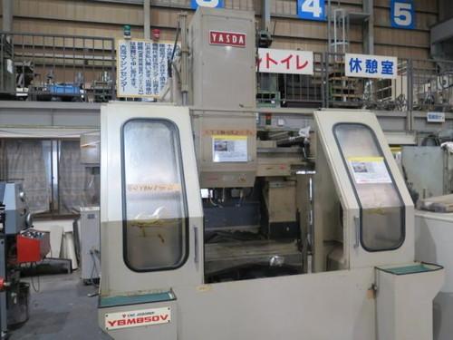 YASDA   安田工業 YBM-850V