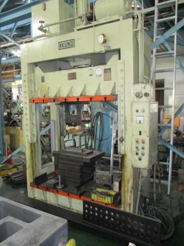 IKUNO   生野機械 DPP-15