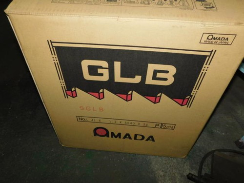 アマダ、バイメタル SGLB5040×3/4P