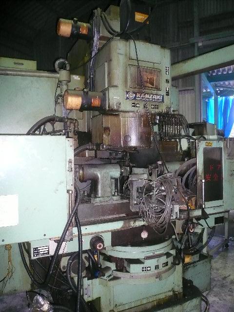 KANZAKI   神崎高級工機 GSF-400B-NC3