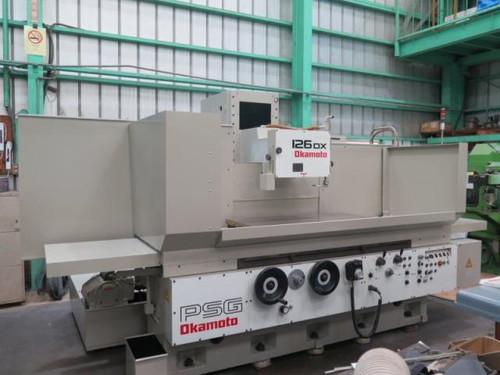 Okamoto   岡本工作機械 PSG-126DX