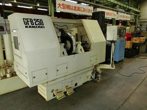NCギアーホーニング KANZAKI   神崎高級工機 GFB-250-NC4