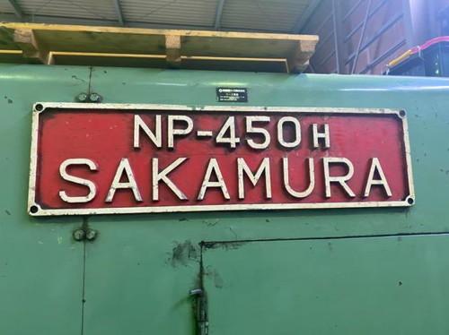 阪村機械製作所 NP-450H