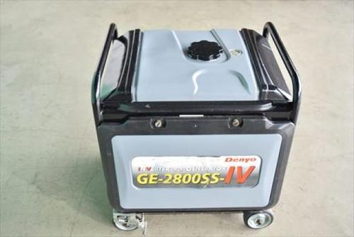 Denyo   デンヨー GE-2800SS-IV
