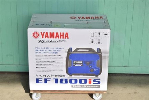 YAMAHA   ヤマハ EF1800IS