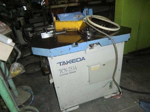 TAKEDA   竹田機械 TCN-253A